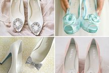 The Heels  / Bridal shoe inspiration
