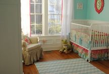 Nursery Style / Fab finds for wee-little roommates.