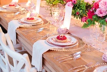 Table decor &  centerpieces