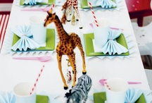 Animal baby shower  / by Nikki Williams