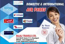 Bajaj Travels Limited / Bajaj Travels Limited got approved as an IATA agent in 1972.  With a long experience of more than 45 years and highly qualified staff the agency provides world class service Airlines like BRITISH AIRWAYS, AIR FRANCE, AIR CANADA, LUFTHANSA, KLM, CATHAY PACIFIC, AUSTRIAN AIRLINES, SINGAPORE AIRLINES, EMIRATES, QATAR AIRWAYS, ETIHAD, GULF AIR, AIR INDIA, JET AIRWAYS and many more. We have been consistently recognized by various airlines for our outstanding performance and revenue contributions.
