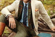 Men's clothing / Men  / by Beverley Bangard