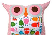 Fun Things: Owls / by Ella Luiting