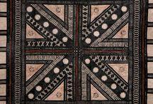 Tapa & Tatau - Melanesian