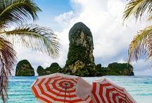 I need a vacation...like right now!  / by Christina Zamora