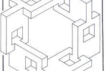 beeldaspect vorm  / BV bord