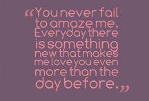 Lovey Dovey Words