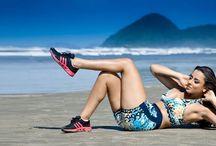 Fitness / Mar negro