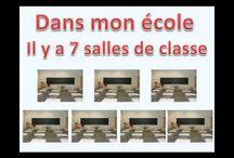Collège Salle de classe