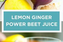 Natural Juices to Detox