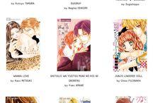 Manga name