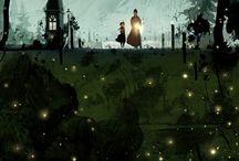 ♥ Fireflies