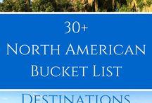 North America Travel / If you want in on the fun and would like to pin here, send me an email at info@travelthroughlife.net In the meantime, happy pinning!