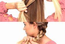 DIY...hairstyles
