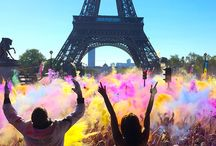 The Color Run of Happiness