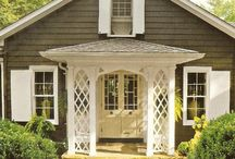 Cottage Style. -- oh, how charming