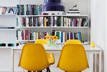 Retro livingroom