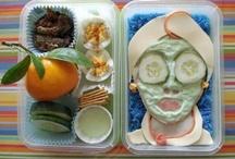 creative food / by Anicia Gamble