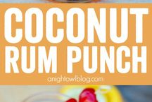 Rum Punch Recipes