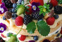 Красивые десерты