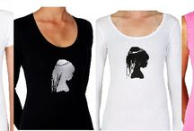 EQUI-T Africa Range / Our beautiful Africa range of T-shirts depicting all the things we love!