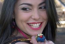 TOMBASANA BIJOUX / Des colliers,sautoirs,boucles d'oreille,bracelets, necklaces, earrings, bracelets, colares, brincos, pulseiras, collares, pendientes, pulseras, / by TOMBASANA