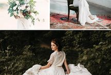 Bohemian Bride & Wedding Inspiration