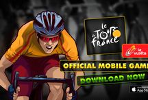 Tour de France 2015 / A great simulation mobile game of the most famous cycling race in the world.