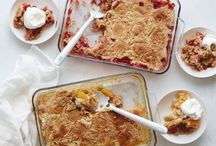 Dump Cakes / Dump ingredients into a pan/crockpot+bake=awesomeness Dumpcake recipes for quick and delicious desserts #dumpcake #easybakes #dessertinminutes #recipes #dessert