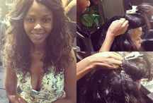 Long Hairstyles by Midori / Gorgeous long hairstyles by our various stylists at Midori
