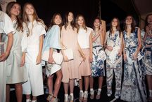 Covet Brand Partners At NYFW  / Debut their SS'14 Collections