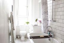 Bathroom & toilet moodboard