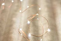 coppe wire lights
