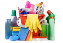 Cleaning tips and tricks / by Sherry Cole-Sterling