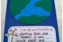 earth day / by Rachel Babin