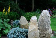 Our Work:  Creative Garden Elements / Creative Built Works