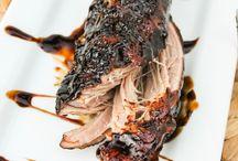 Pork Recipes / by V Bushell