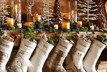 Christmas Cozy Decor / Boards and ideas that make me feel all cozy and Christmasy