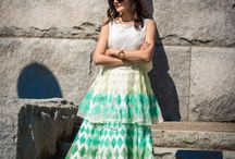 WHY YOU NEED A TIERED DRESS IN YOUR CLOSET / Today on #TheStreetEdit: Why you need a tiered dress/skirt in your closet! - http://www.thestreetedit.com/style/2016/7/14/tiered-dress-talk