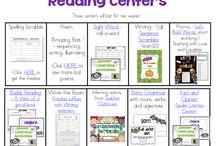 Teaching Centers Ideas / by Amy Silviotti