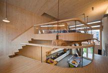 konstrukcje/ struktury drewniane
