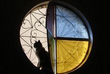 4...и целый мир в окне