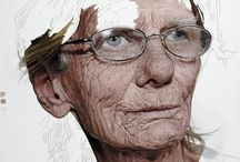 hyperrealism portrait