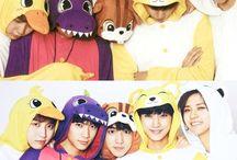 B1A4 / CNU, Jinyoung, Sandeul, Baro, Gongchan ❤❤❤❤❤❤❤❤❤❤❤❤❤ My bias : Jinyoung