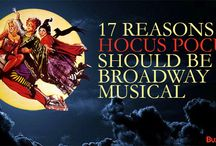 Brodway, Acting, Plays and Musicals