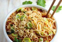 Asian Foods / by courtney gimenez