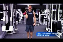 Legs Workout ♠ Butt Exercises / Looking for the Best Butt Exercises or a Leg / Lower Body Workout that'll give you a tight bum and powerful legs?  Look no further! Real workouts from our GymPaws® Personal Trainers!
