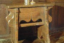 middelaldermøbler