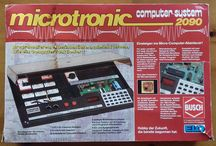 BUSCH microtronic 2090 / Microcomputer system of Busch from 80'. For sale: 250€ + shipping.