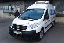 Transport specjalistyczny / Transport specjalistyczny jest to przewóz  ładunku w w nietypowych warunkach towarów wrażliwych na zmiany temperatury.  Transport specjalistyczny odbywa się zawsze na specyficznych zasadach i warunkach niż standardowa procedura przesyłek dla firm